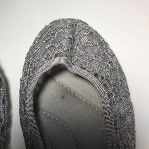 SO Shoes - Gray ballet flats